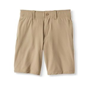 Russell Boys Performance Wrinkle Resistant Shorts